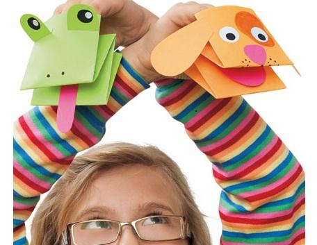 Мастер-класс: бумажные игрушки