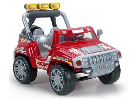 Детский электромобиль Injusa Phantom