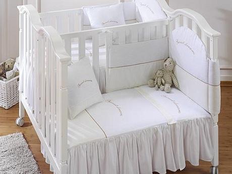 Детская кроватка для двойни