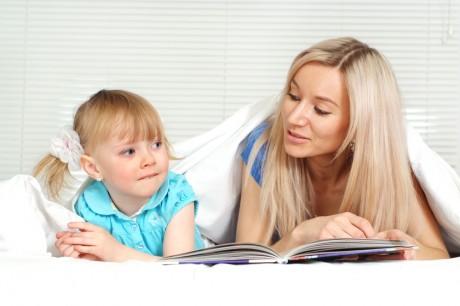 Как привить интерес к чтению у ребенка