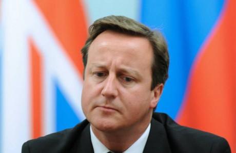 Премьер-министр Великобритании забыл дочку