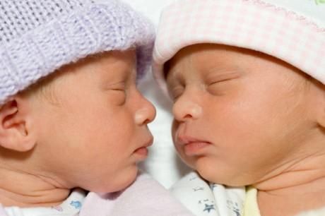 Преждевременные роды близнецов
