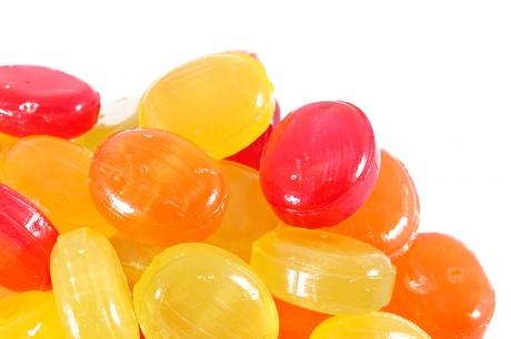 Искусственные красители в конфетах