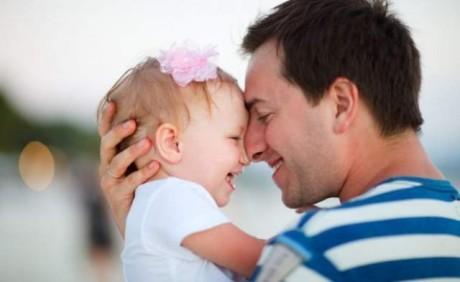 Отцы-мужчина становится счастливее