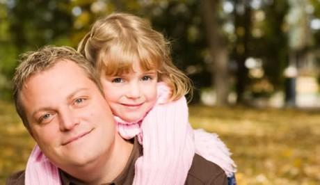 Отцы влияют на развитие ребенка