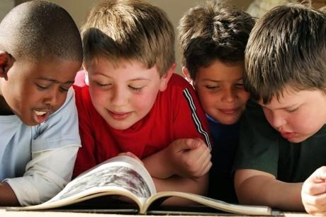 Чтение летом повышает IQ детей