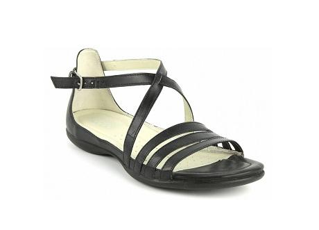 Черные сандалии женские ECCO