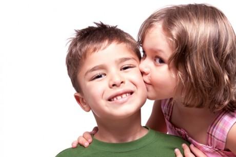 В 8 лет ребенок может влюбится