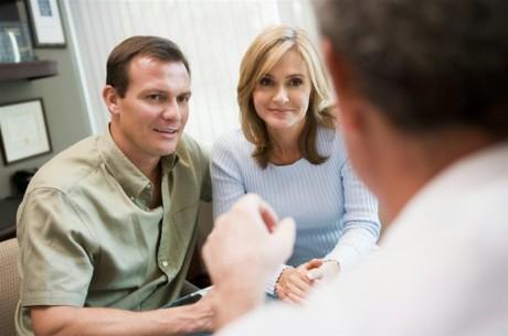 Подготовка к ЭКО супругов
