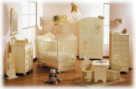 Кроватка для малыша Baby Expert Fantasia