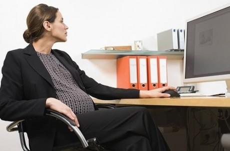 Запрещена работа беременной в сверхурочное время