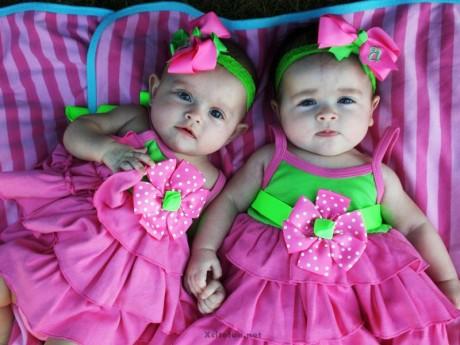 Однополые близняшки