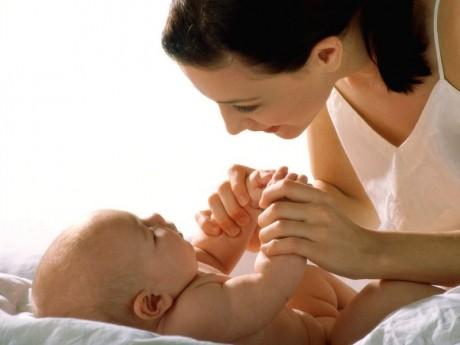 Уровень рождаемости в Украине растет