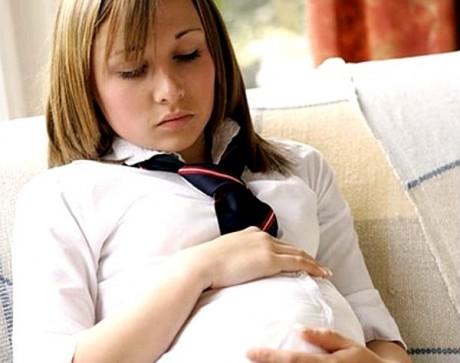 Ранняя беременность у подростков mama