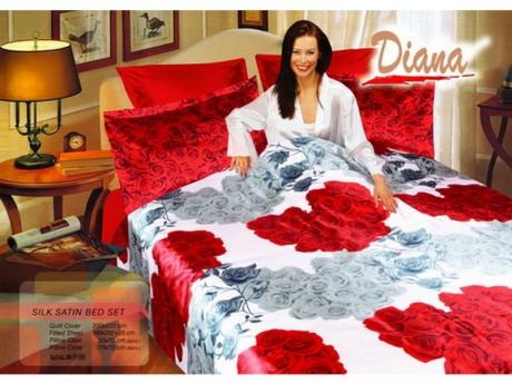 Подарок для беременной - постельное белье Диана
