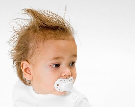 Соска для малыша - игрушка или привычка?