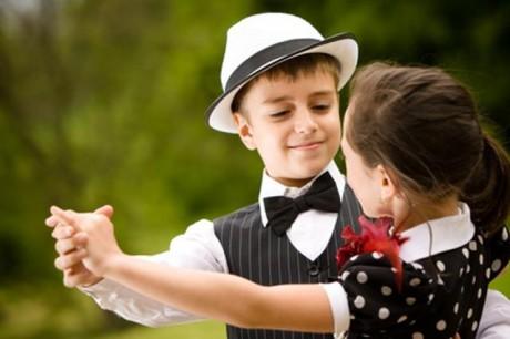 Учите детей справляться со стрессом в танце