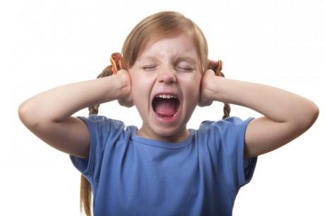 Если ребенок закатал истерику