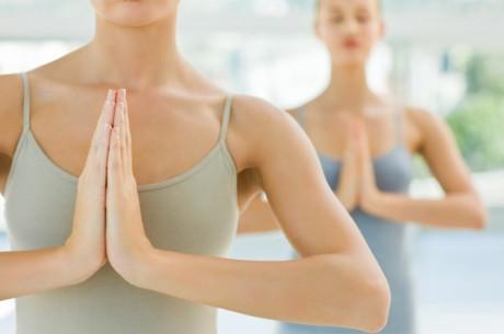 Курсы подготовки к родам - йога