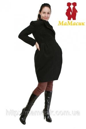 Пальто для беременной демисезонное
