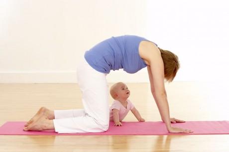Восстановление мышц после родов