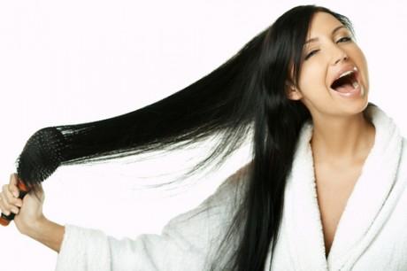 Волосам мамы нужен особый уход!