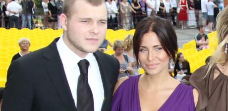 Сергей Богдарчук с женой