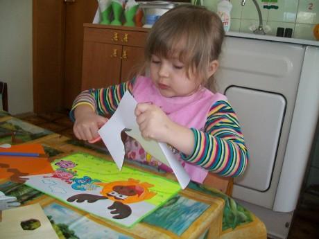 Аккуратность в ребенке