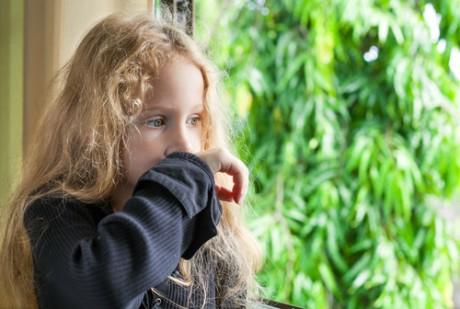 Причины появления детского страха