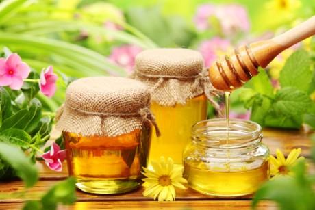 Мед в лечении