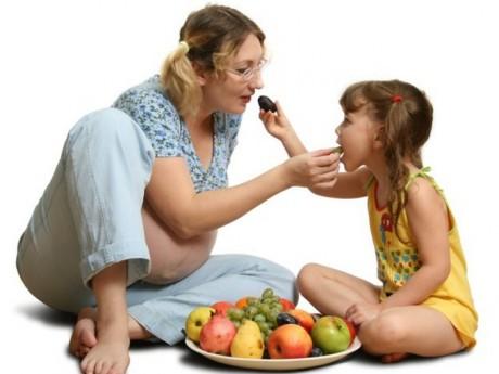 Во время беременности полезны фрукты