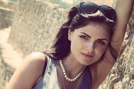 Кристина Бондаренко родила дочь
