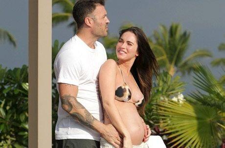 Меган Фокс родила ребенка!