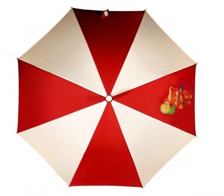 Детский зонт-трость «Три слона»