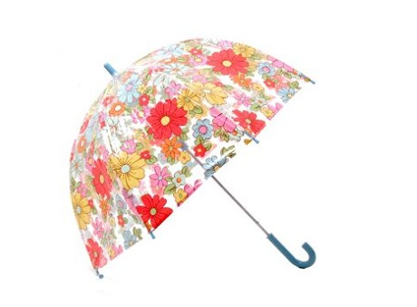 Зонт детский прозрачный «Fulton»