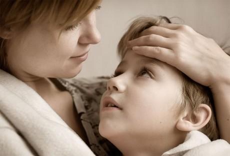 Общение с детьми - мама