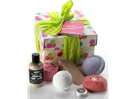 Подарок для беременной: набор для ванной