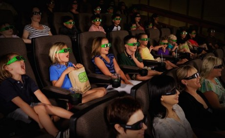 3-D фильмы