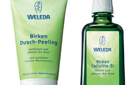 Березовое масло «Weleda»