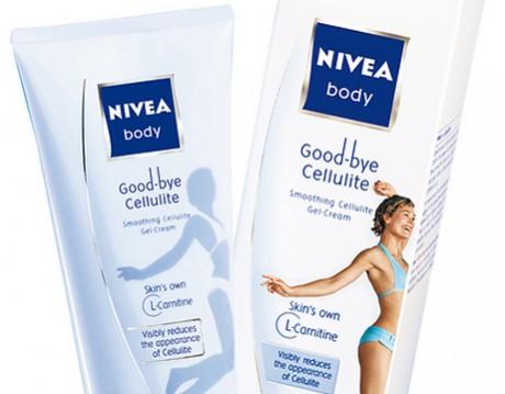 Антицеллюлитные средства: крем «Nivea Body» Good-Bye Cellulite