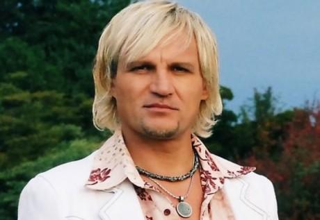 Олег Скрипка стал папой в четвертый раз