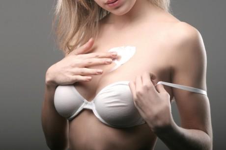 Косметика для груди беременной