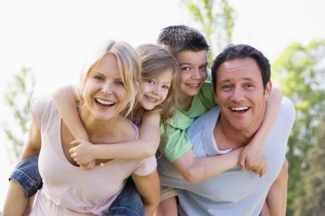 Родители защищены от простуды