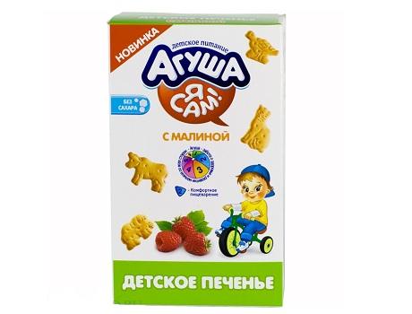 Печенье детское простое