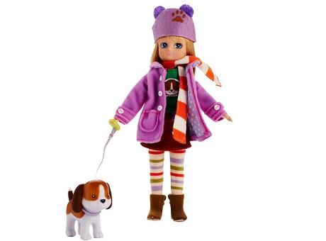 Появилась кукла, которая не вредит психике детей