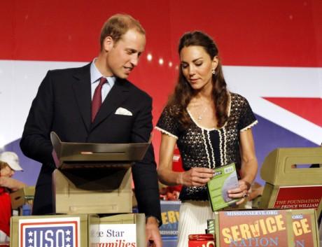 Дэвид Бекхэм будет крестить ребенка Кейт Миддлтон и принца Уильяма?