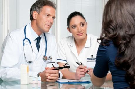 Диагностика проводится врачом