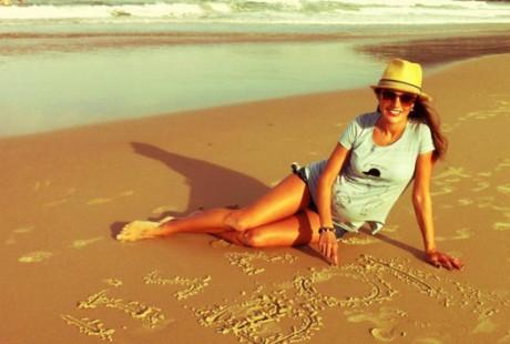 Звездные роды-2012: новоиспеченная мамочка Алессандра Амбросио