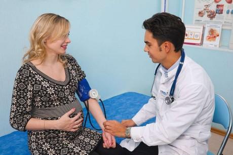 Как добраться беременной в больницу?