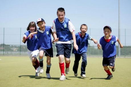 Дети, которые тренируются, учатся лучше!